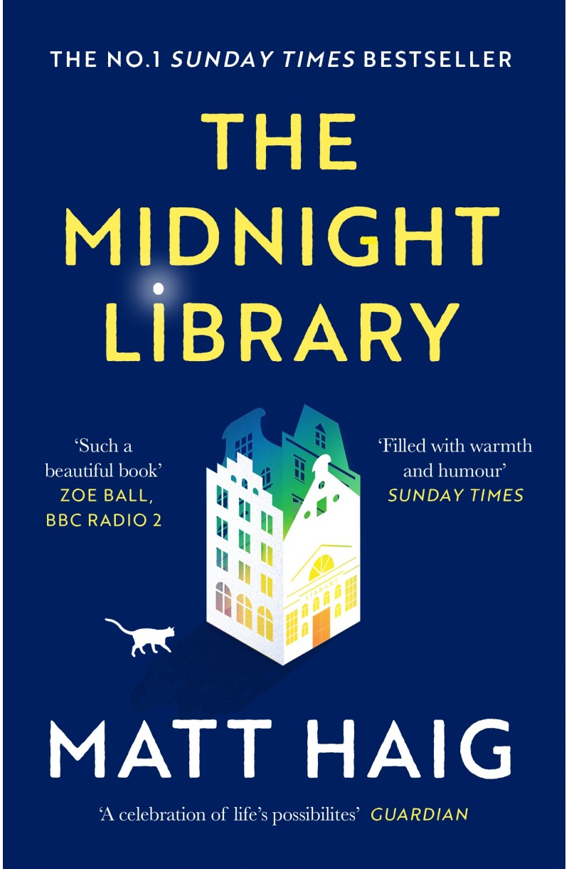 Midnight Library (WINNER OF THE GOODREADS CHOICE AWARD FOR FICTION)