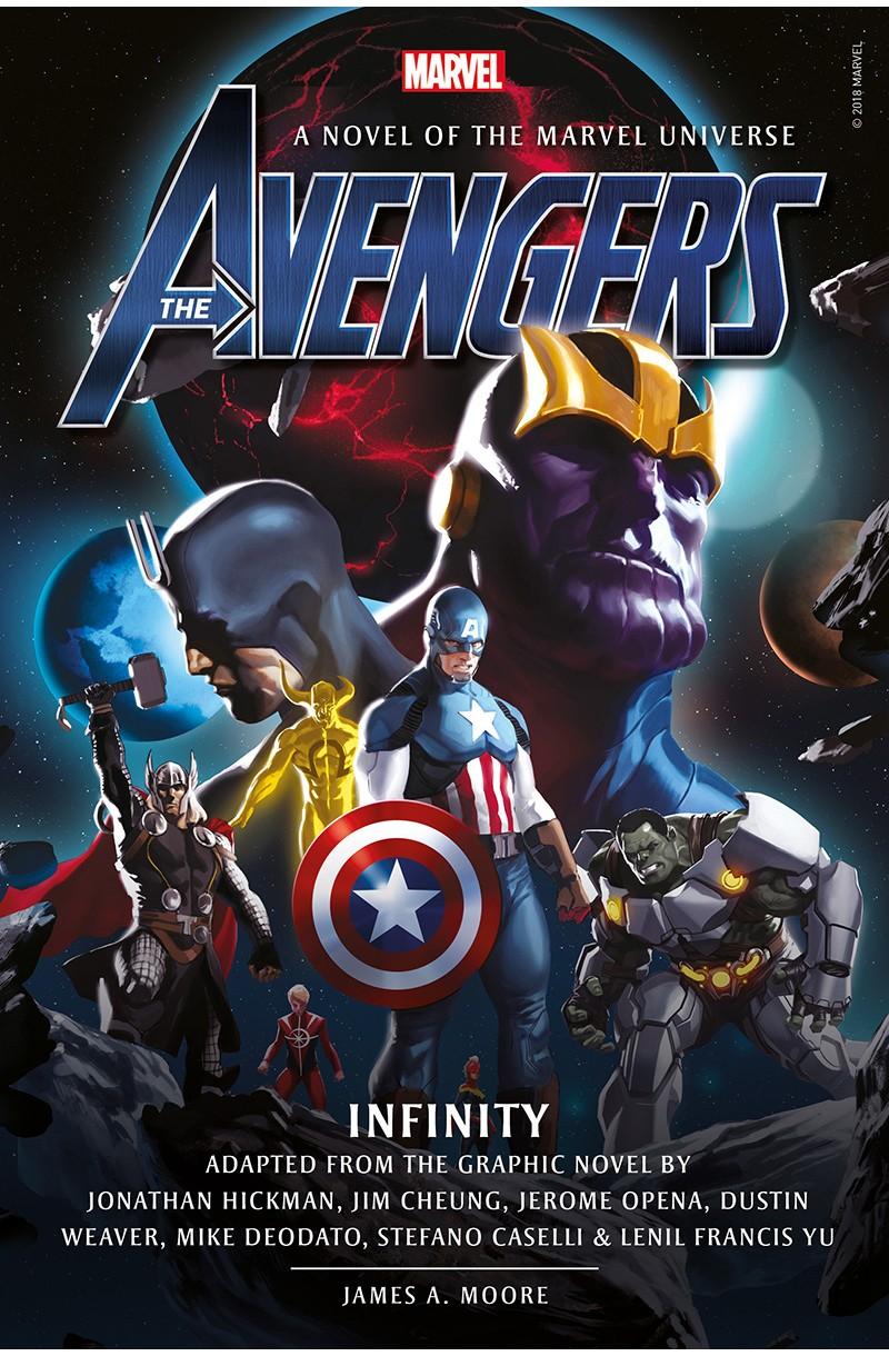 Avengers: Infinity (editie de buzunar)