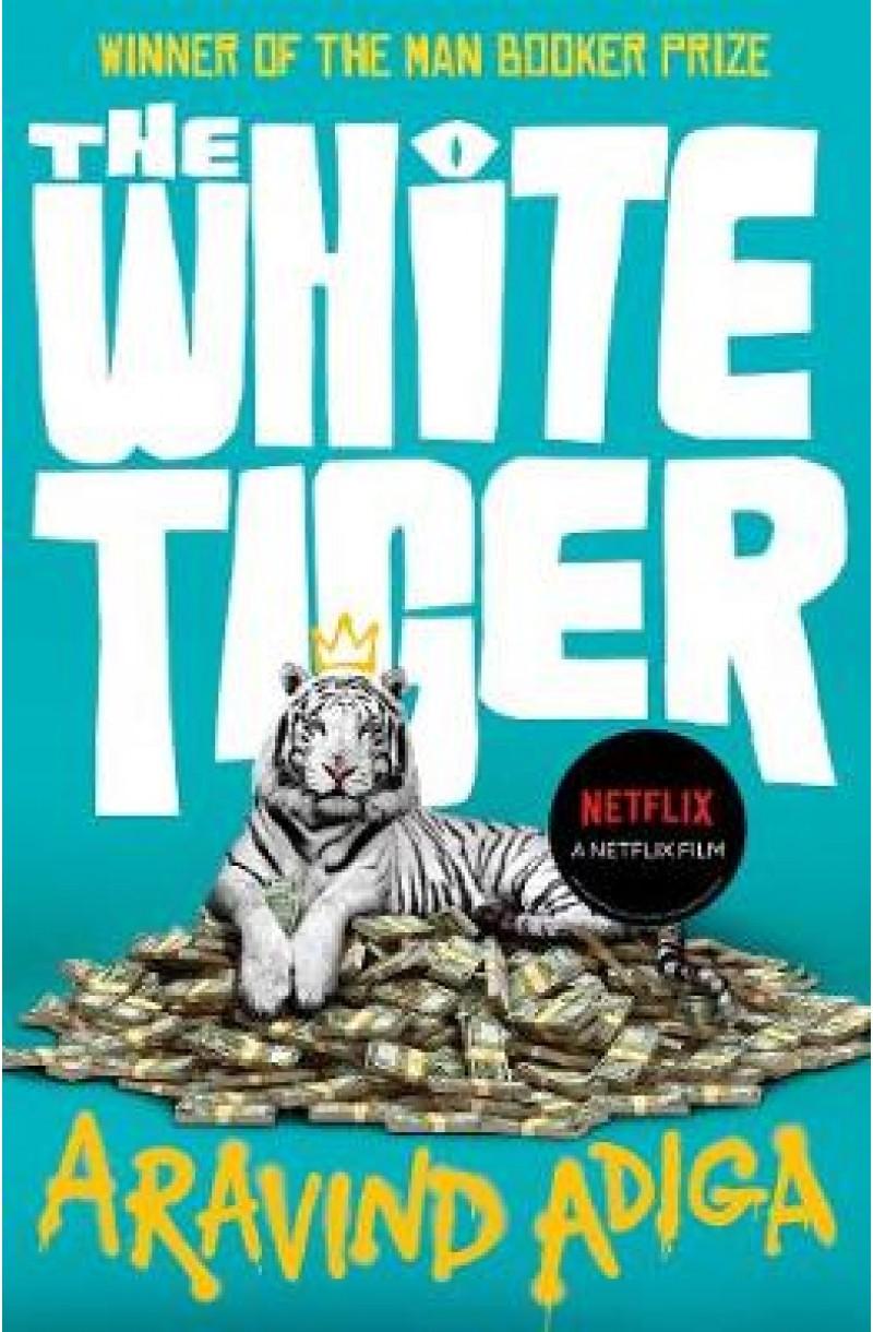White Tiger: Film Tie-In (editie de buzunar)
