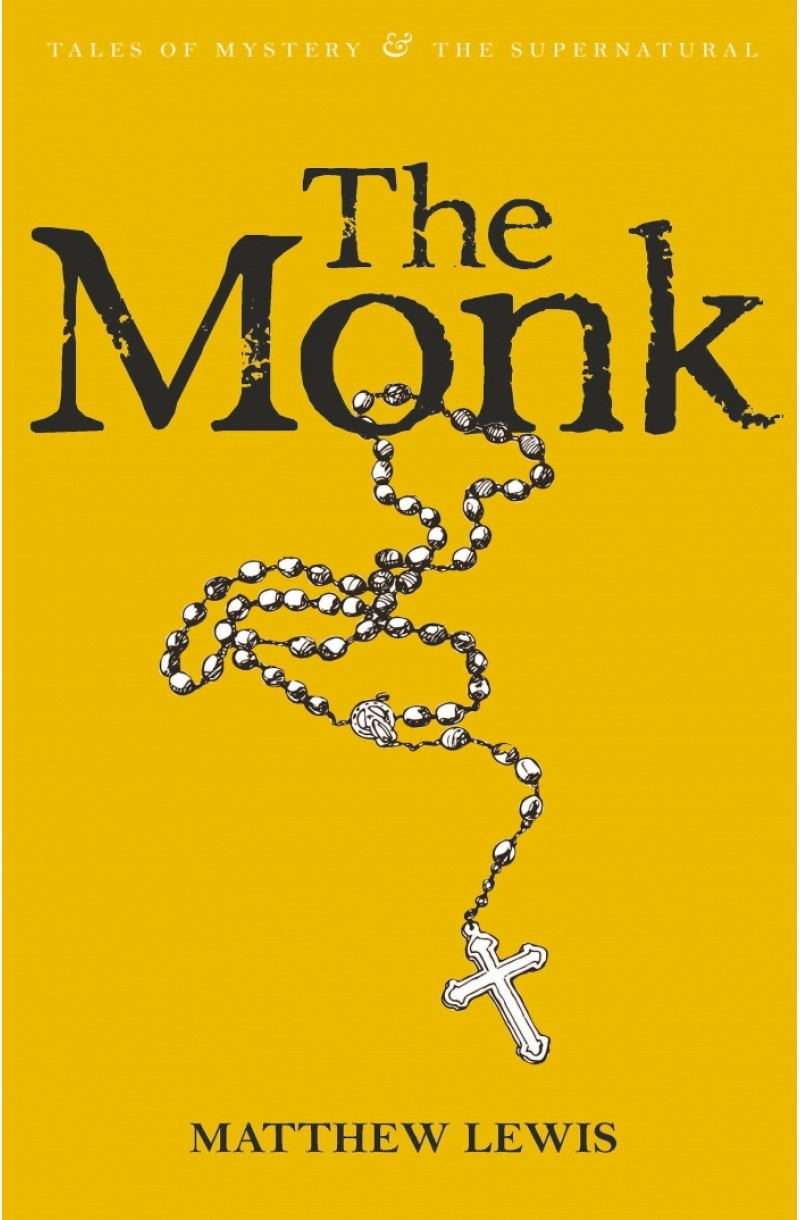Monk (Tales of Mystery & The Supernatural)