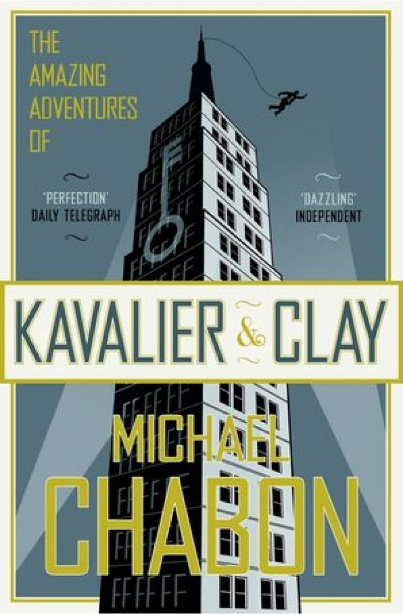 Amazing Adventures of Kavalier and Clay (Pulitzer Prize for Fiction 2001)