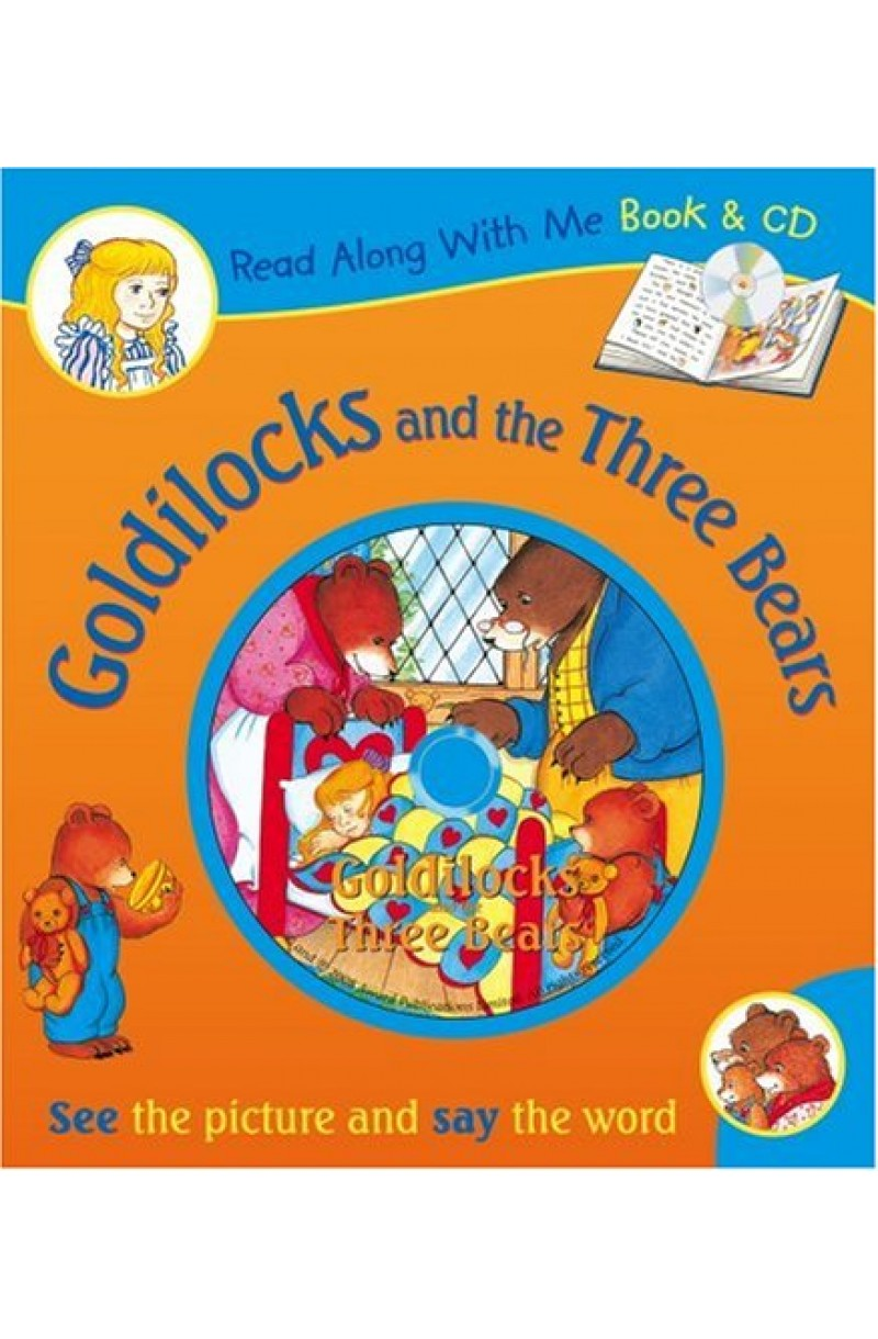 Goldilocks (Read Along with Me +CD)