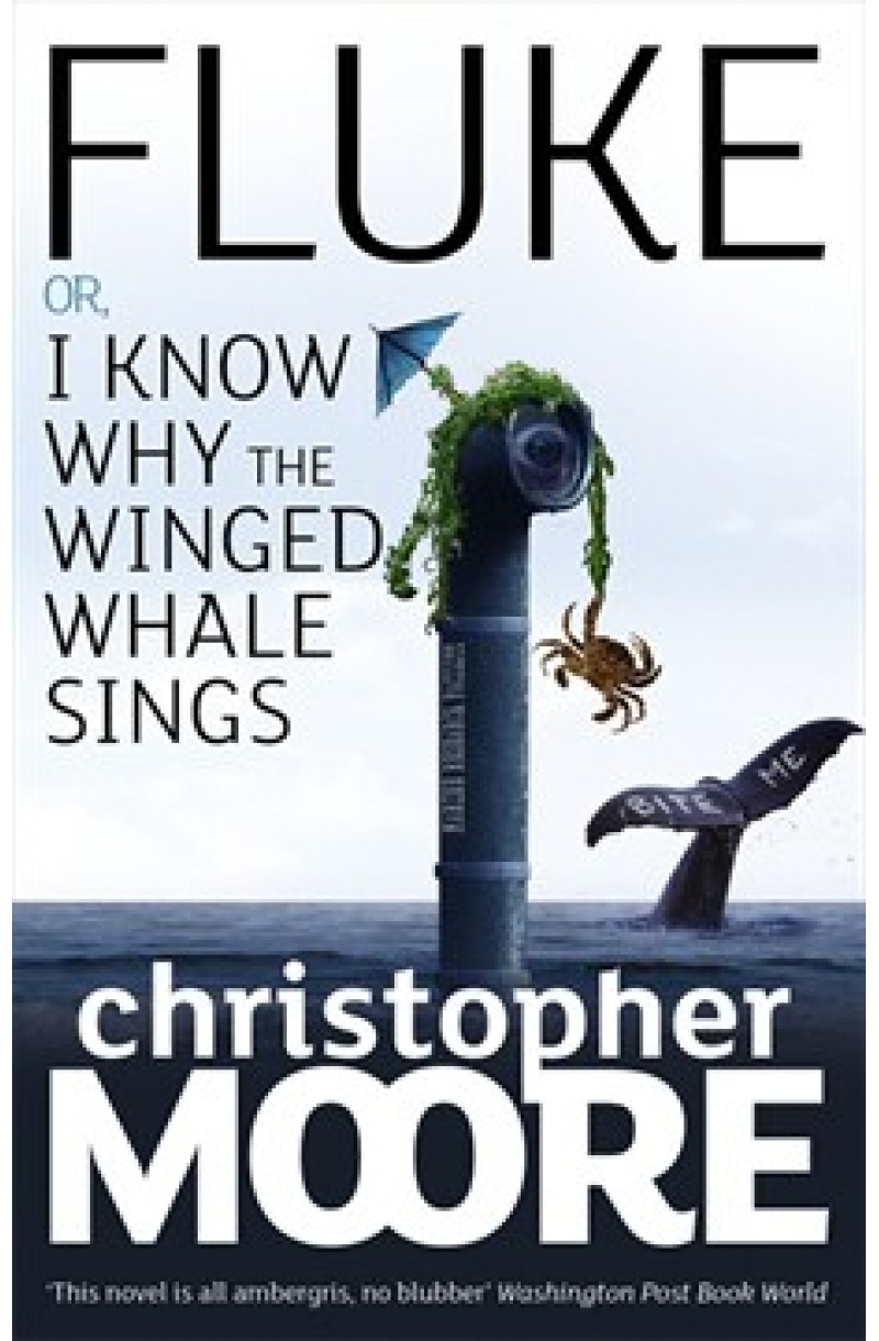 Fluke or I Know Why the Winged Whale Sings