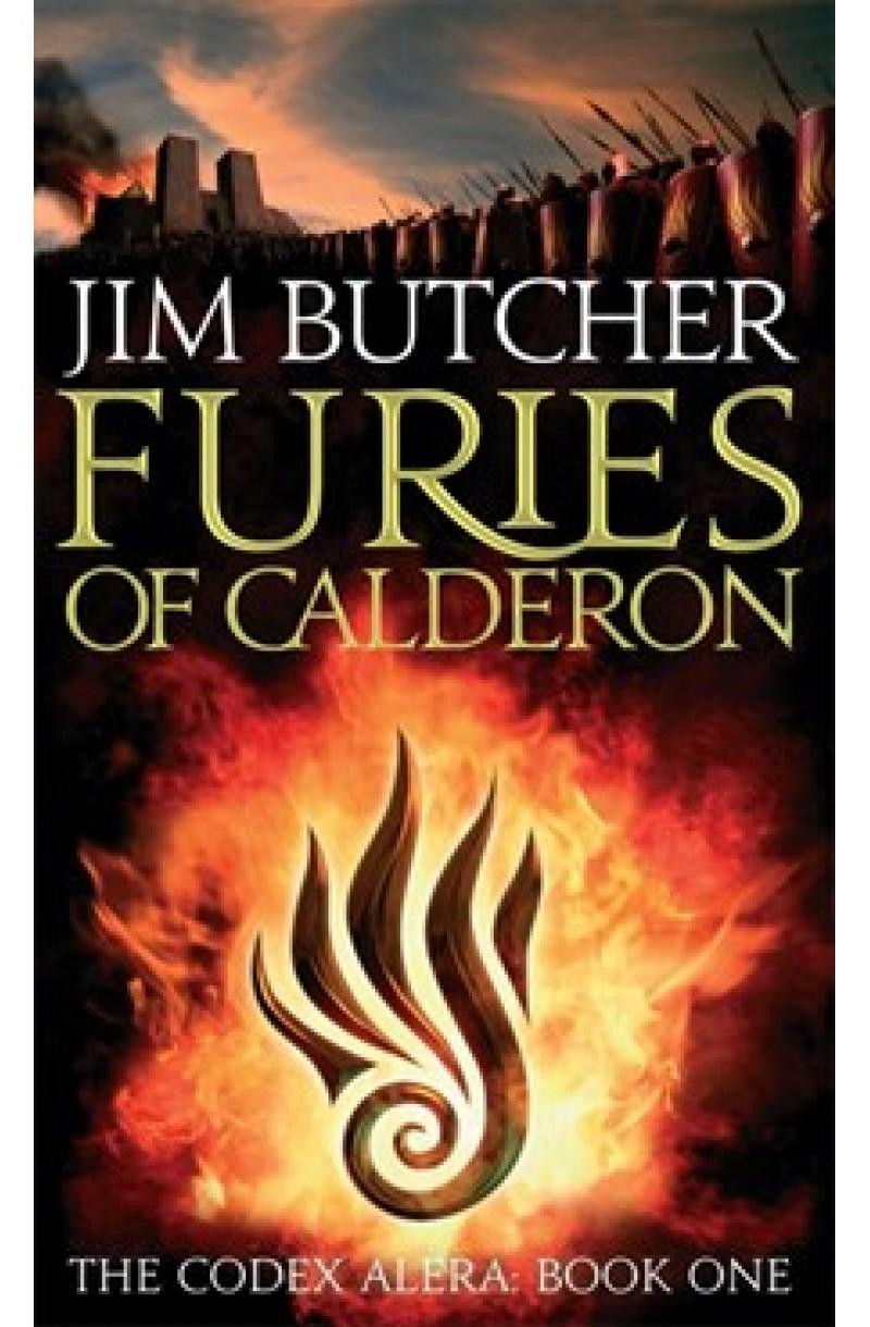 Codex Alera 1: Furies of Calderon