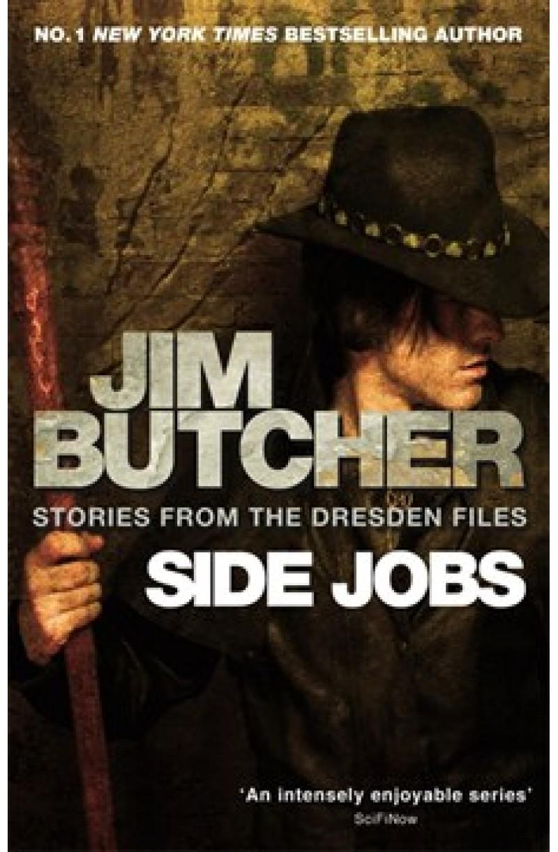 Dresden Files' Stories: Side Jobs