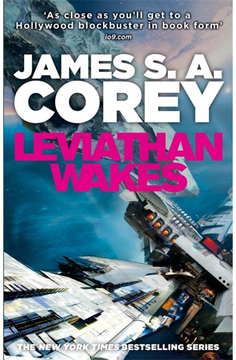 Expanse 1: Leviathan Wakes
