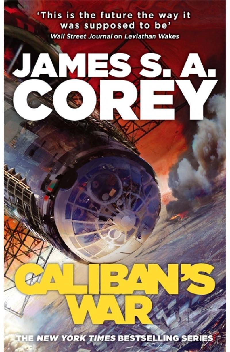 Expanse 2: Caliban's War