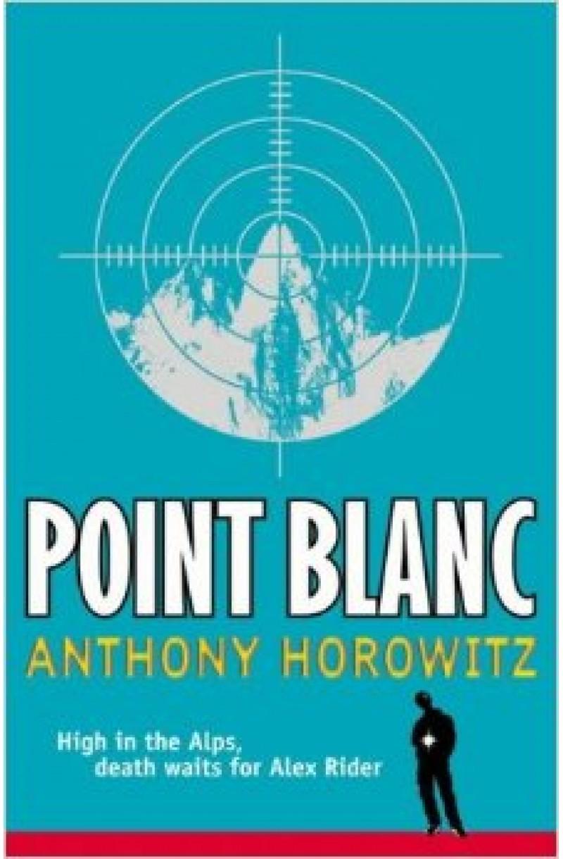Alex Rider: Point Blanc