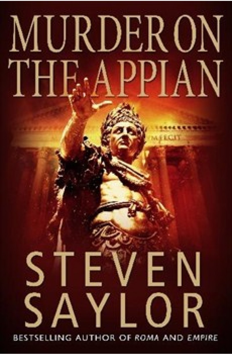 A Murder on the Appian Way (Roma sub rosa)