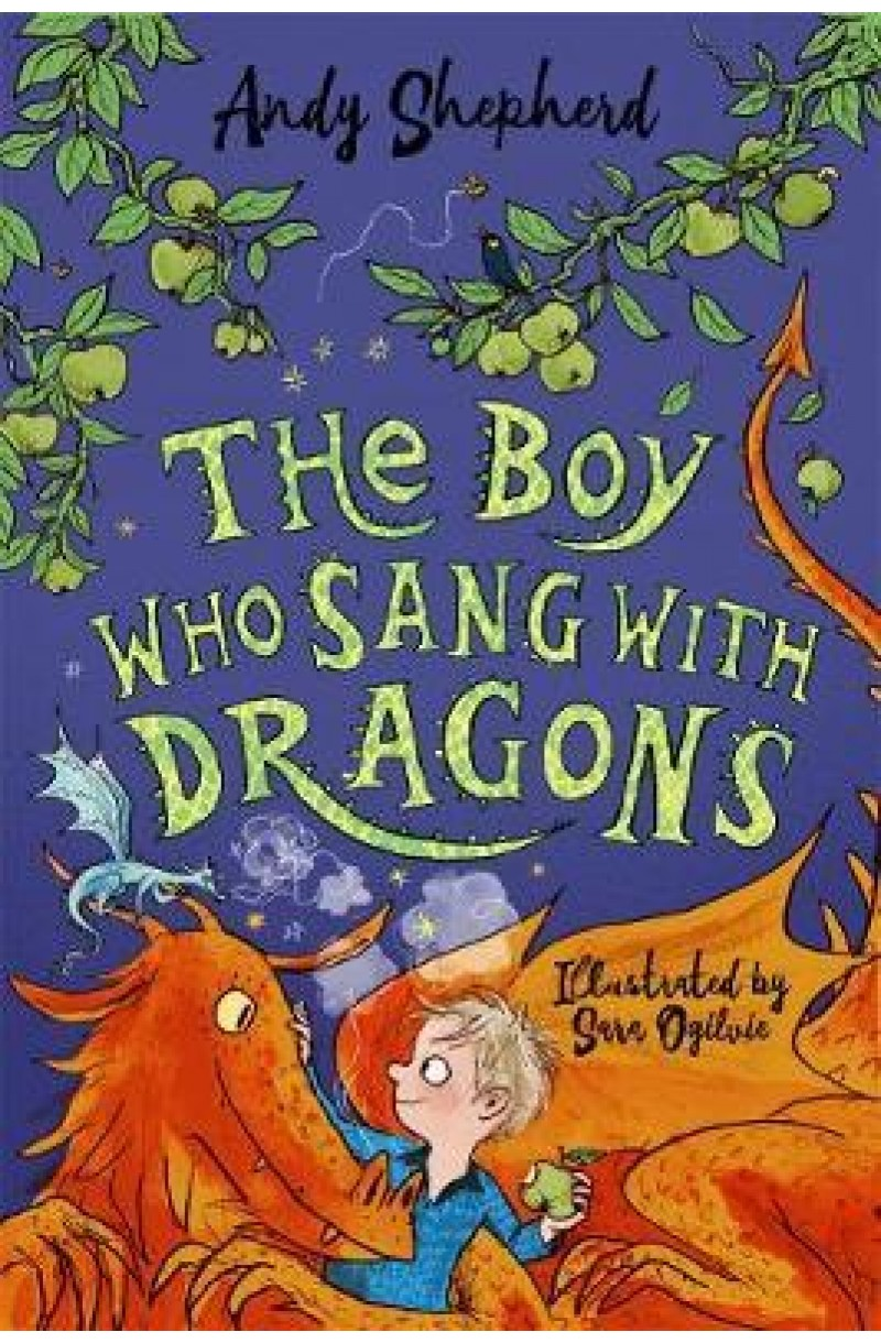 Boy Who Sang with Dragons