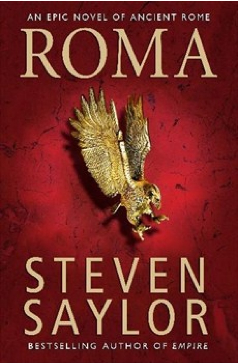 Roma 1: The Epic Novel of Ancient Rome