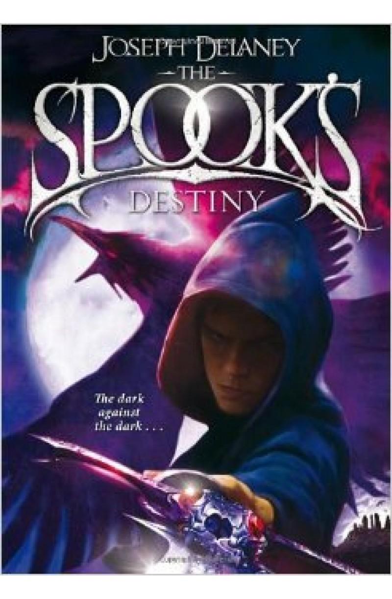 Wardstone Chronicles 8: Spook's Destiny
