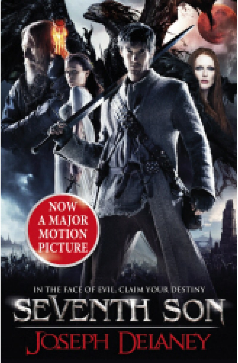 Wardstone Chronicles: Spook's 1 & 2: Seventh Son (Film Tie-in)