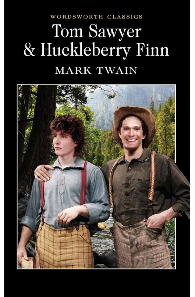 Tom Sawyer and Huckleberry Finn - W