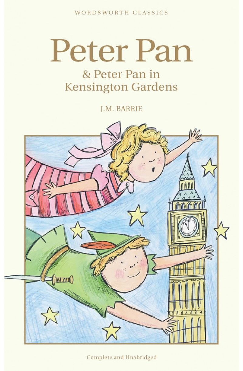 Peter Pan & Peter Pan in Kensington Gardens - W