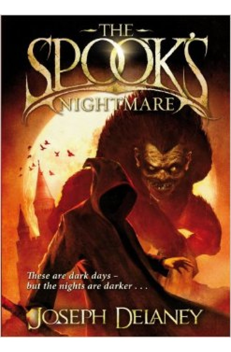 Wardstone Chronicles 7: Spook's Nightmare