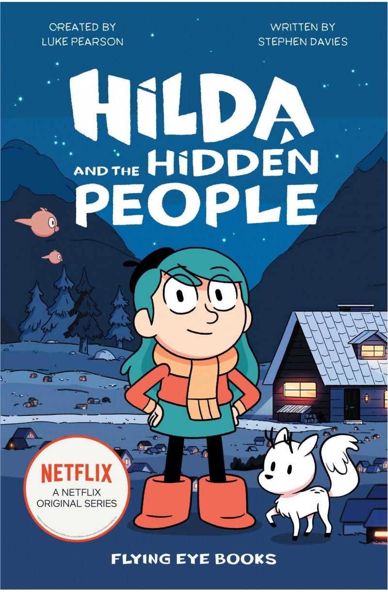 Hilda and the Hidden People (Hilda Fiction TV Tie-In)