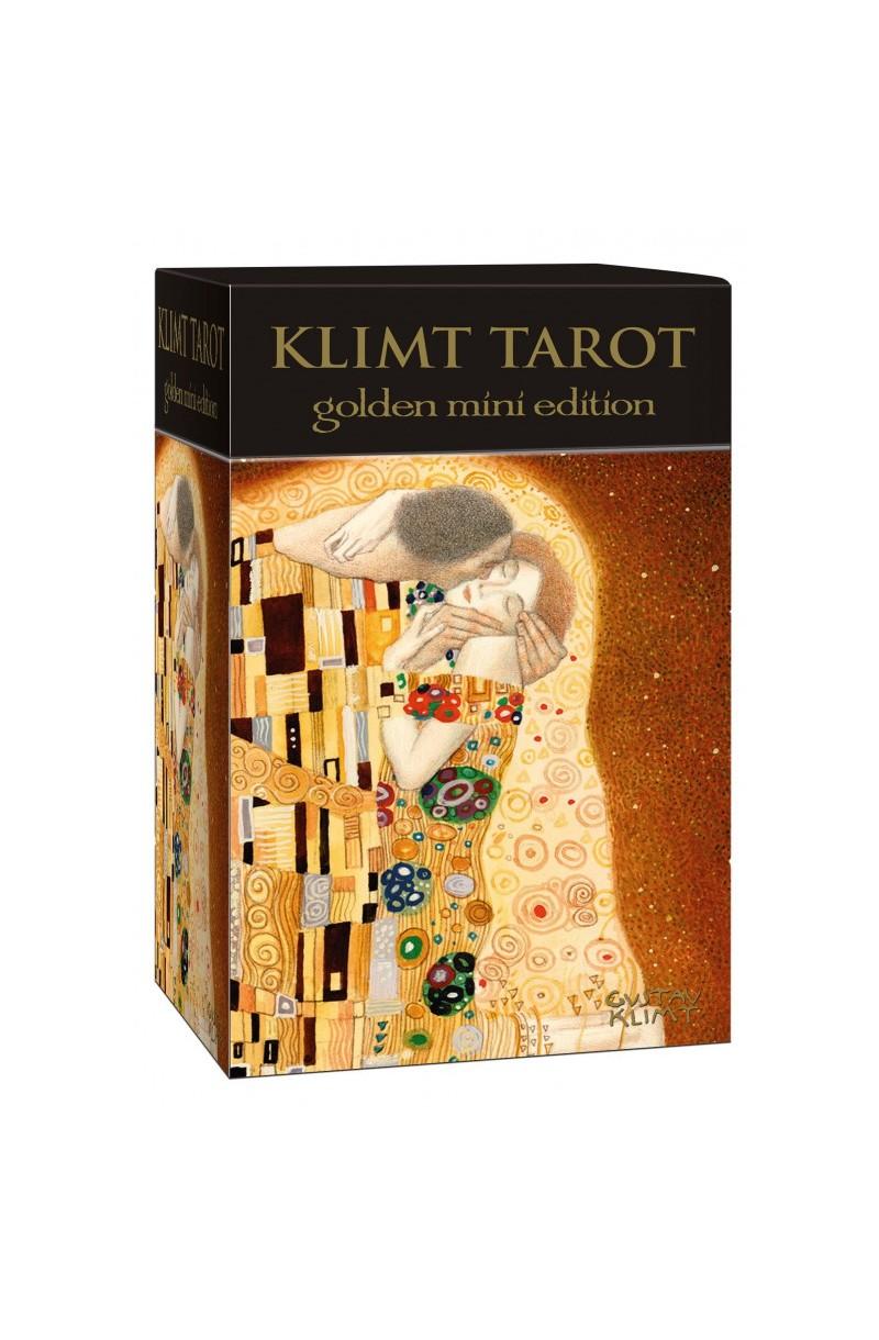 Klimt Tarot Mini (golden foil)