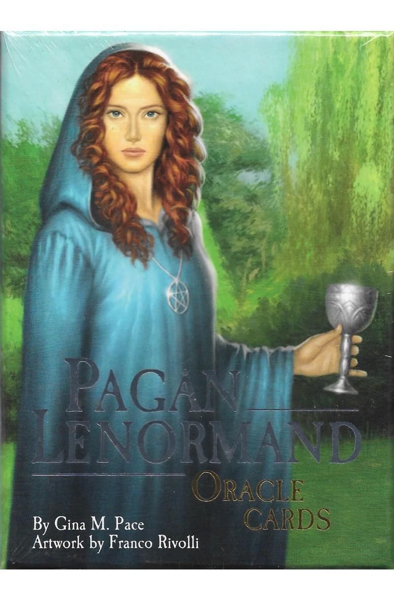 Pagan Lenormand Oracle (set)