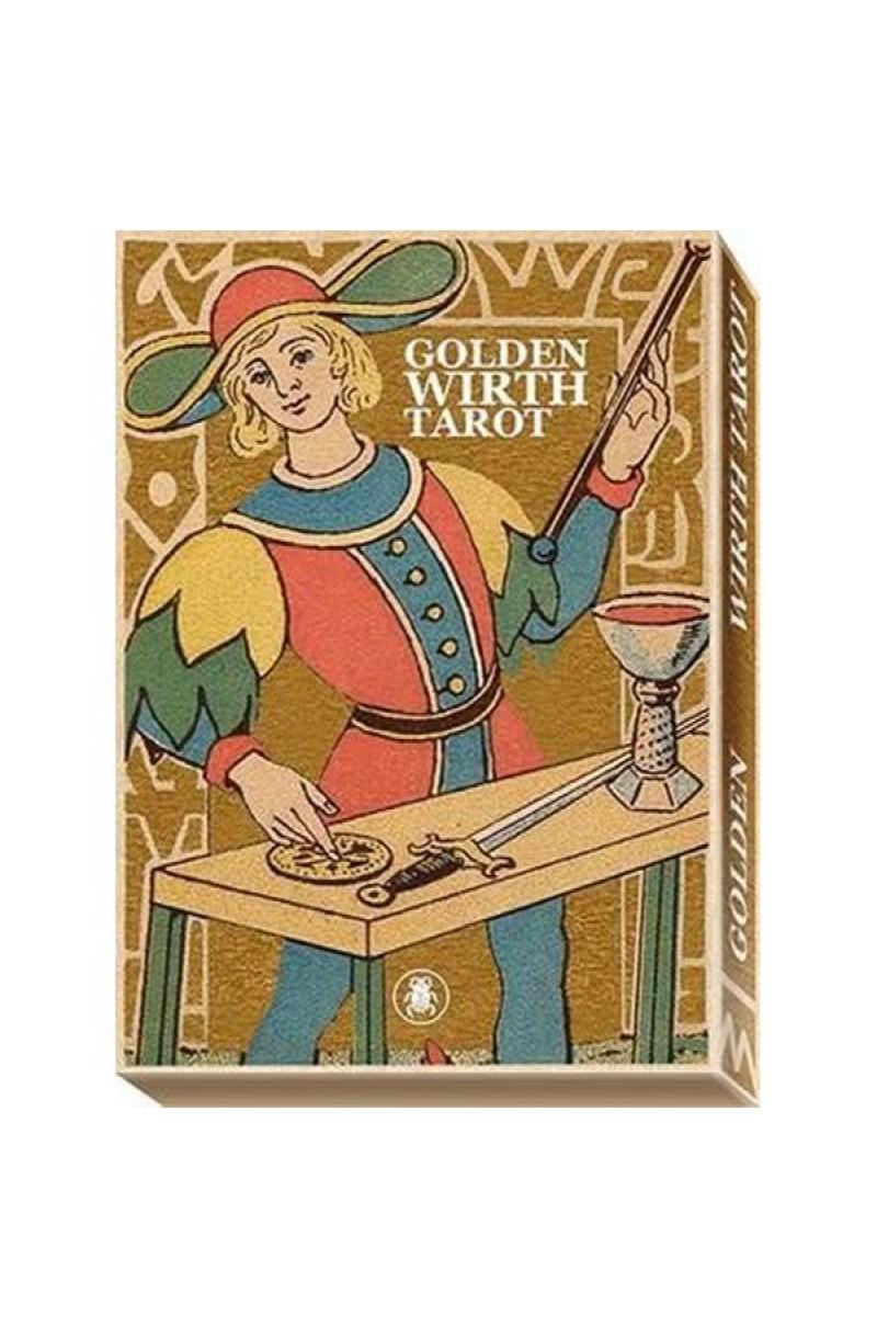 Golden Wirth  - Grand Trumps (golden foil)