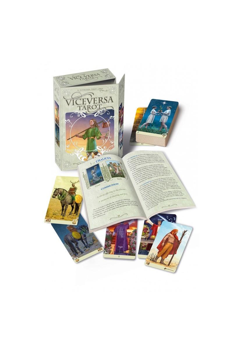 Viceversa Tarot Set (Book + Cards)