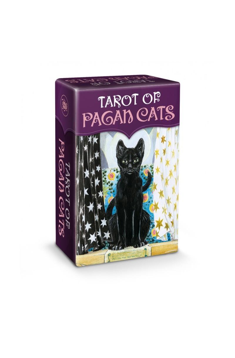 Pagan Cats Tarot Mini