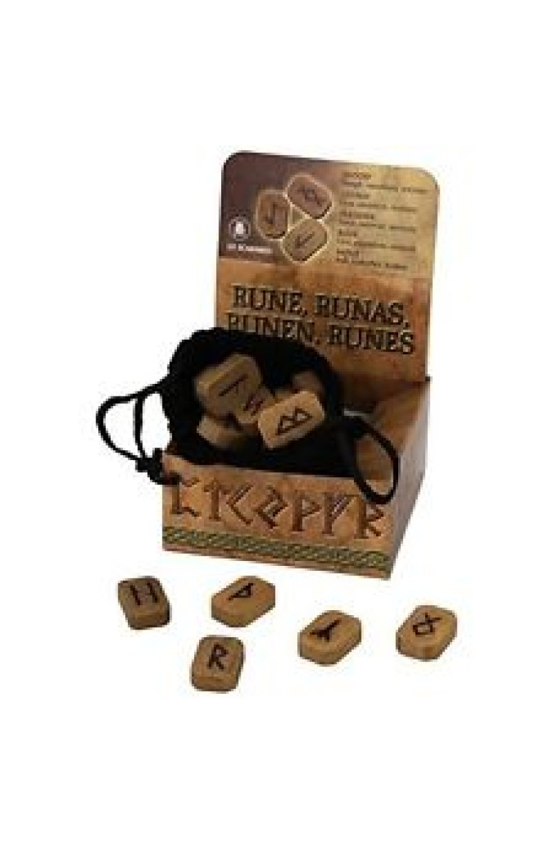 Wooden Runes: Ancient Northern Magic